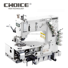 GOLDEN CHOICE GC1404PMD 4N Flat-bed double chain stitch sewing machine for attaching elastic band