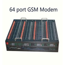 64 channels 64 sims gsm gateway gsm modem sim bank voip internet calls usb gsm modem with voice calling facility