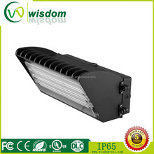 UL cUL DLC approved led wall pack IP65 5 years warranty 45w 70w 100w 150w outdoor led wall light