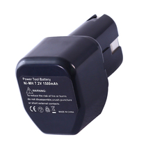 7.2V ni-cd battery2000mAh rechargeable replacement deep cycle Best Power Tool <strong>Battery</strong> For Hitachi