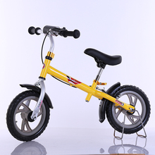 2017 new foldable balance exercise half bike halfbike bicycle