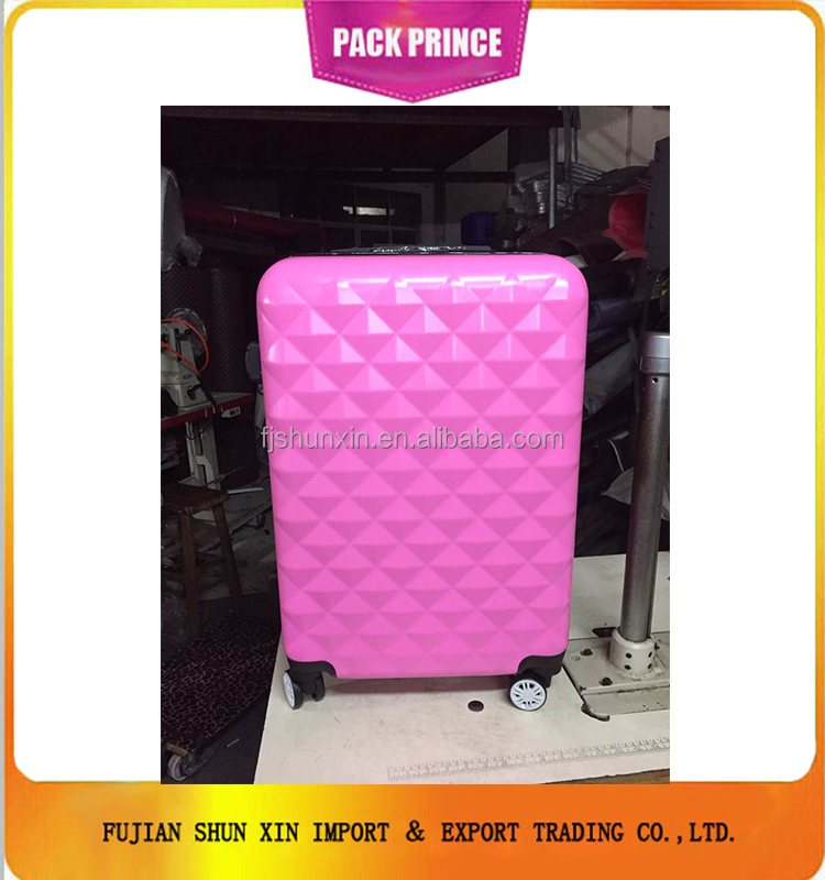 20 24 28 inch decent leisure trolley luggage China Supplier