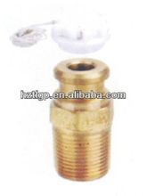 gas cylinder valve for home cooking and comping