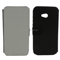 High Quality DIY Sublimation flip Leather cover for Nokia 640