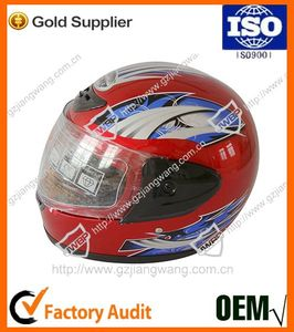 2016 New Good Quality Custom Unique Motorcycle Full Face Helmet