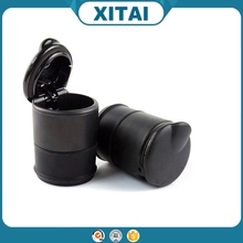 Hot sale XITAI new car accessories colorful fashion plastic car ashtray with cup holder art.-no.r91
