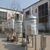 High quality homebrewing equipment, 100l stainless steel water tank
