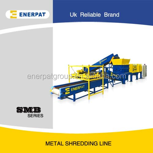 E-waste shredder machine/E waste recycling plant for sale with UK quality and China price