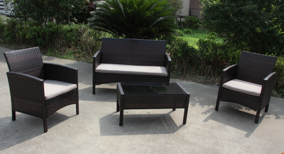 Cheap Kd Poly Pe Rattan Outdoor Furniture Patio Sofa Set Buy Kd Rattan Furn