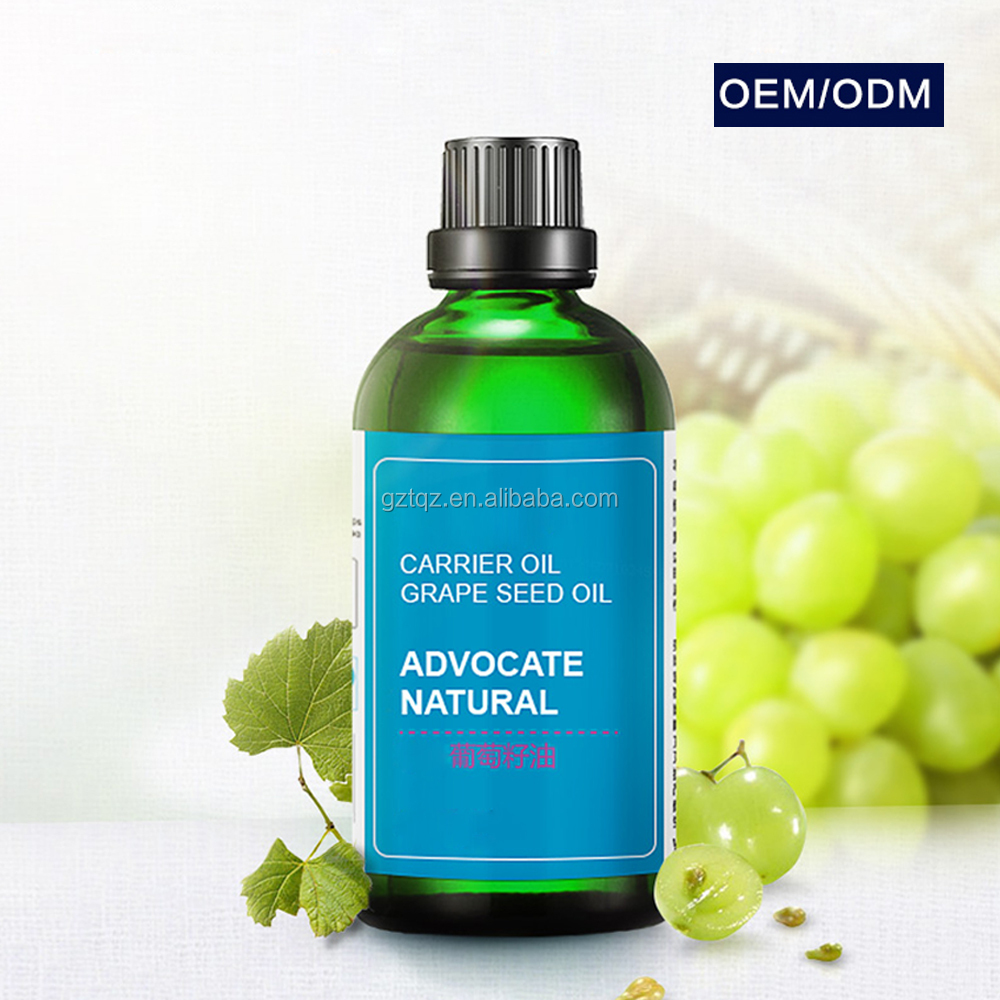 factory price natural essential oil grape seed essential oil
