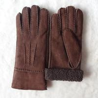 High Quality Ladies Sheepskin Gloves Real
