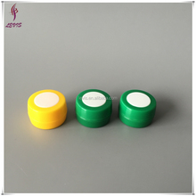Cosmetic 5g round small plastic containers wholesale