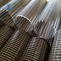 industrial slot continuous wedge wire screens