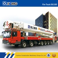 XCMG original manufacturer DG100 remote control fire truck specifications