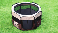 600D Oxford coated with PVC pet playpen ORIENPET & OASISPET