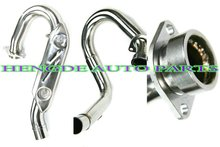 exhaust flexible pipe repair kits / DOWNPIPE DOWN PIPE EXHAUST PIPE for suzuki/kawasaki/BMW