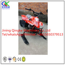 Automatic Manual and Electric Start Snowmobile from China