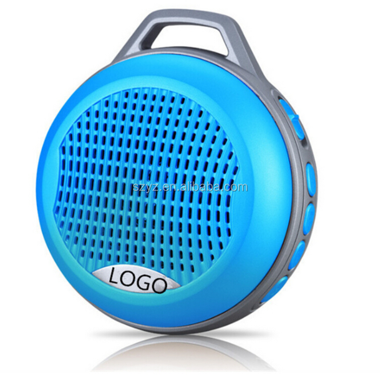 Wholesale Exquisite small portable wireless bluetooth mini speaker with TF card and FM radio