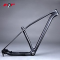 Good finish High quality carbon mtb frame 29er mountain bicycle frame with inner cable