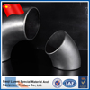 Baoji Liuwei Titanium gr2 gr5 45 degree fitting pipe