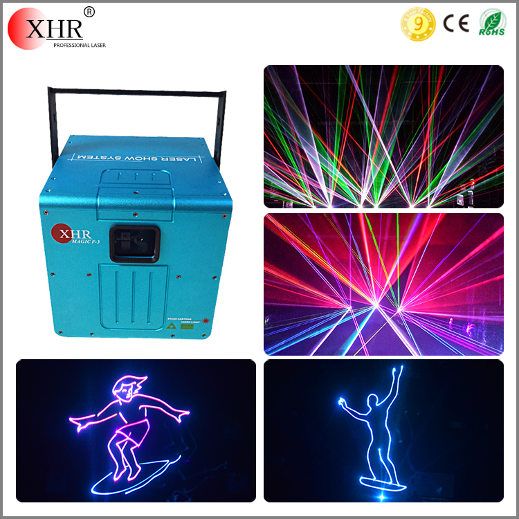 Professional 5w RGB Wedding Laser Light Show,DJ Laser Lights For Sale