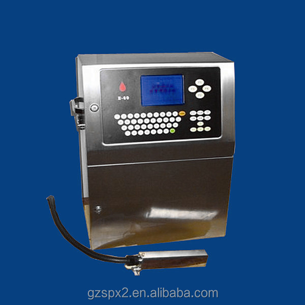 Automatic Time Date Number inkjet printer for Wire / Cable / Wood / Metal / Egg/Bag