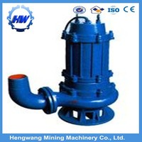 QW 10hp industrial submersible water pumps factory