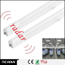 new product radar sensor led tube light t8 20 watt