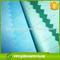 10gsm-50 gsm Medical Fabric SMS 100% Polypropylene Non woven Fabric ,medical green/blue/white color sms fabric