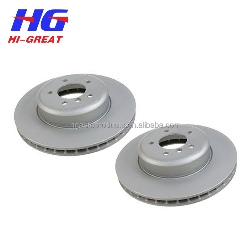 Chasis Parts Car Brake Discs Rotors OEM 334116763824 Brake Discs