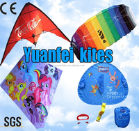 china promotional kite from the weifang yuanfei kite factory