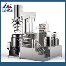 650L emulsifier mixer equipment used for emulsion vacuum emulsifier