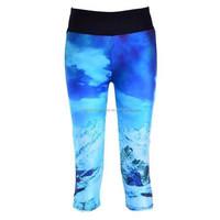 in stock large stocklot Guanzhou Yiwu 76% nylon 24% spandex lycra yoga leggings active leggings workout sports gym leggings