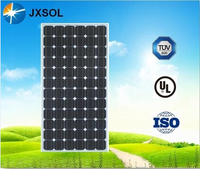 High efficiency 200w mono pv solar module manufacturer in China with best price solar panel