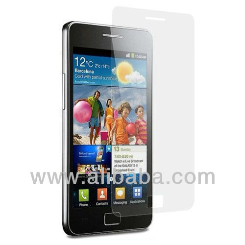 Ultra Clear Screen Protector for SAMSUNG GALAXY S2