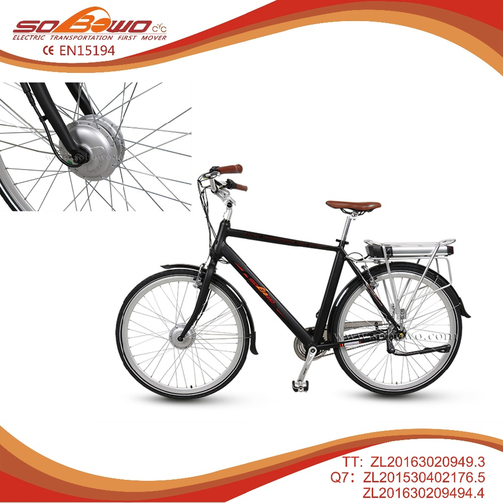 good acceleration citybike electric man Urban bicycles 36V