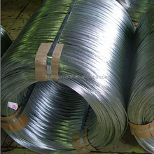 Hot dip Zinc Plated steel wire for armoured cable
