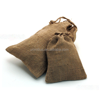 Jute/Burlap/Linen drawstring Wedding Favor Bags,Gift Bag,Wedding Favor Bag Great for Weddng Party