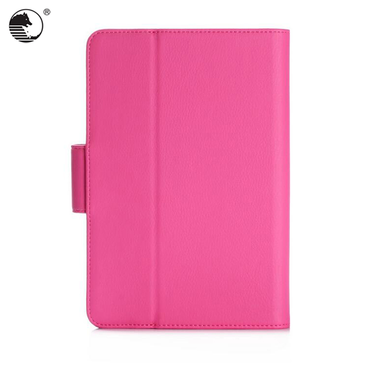 China Wholesale Universal Flip Tablet Cover Fancy PU Leather Tablet Case For 7-8 inch