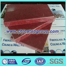 fiberglass wall board, wall panel, acoustic board