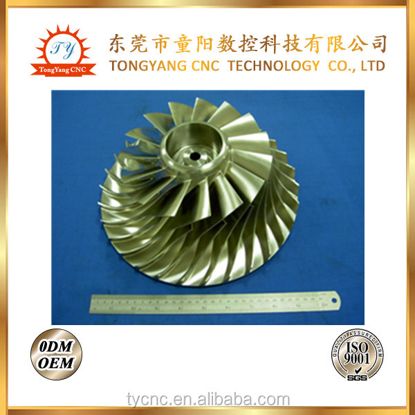 custom cheap milling machine spare parts