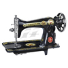 Household JA2-2 used leather sewing machine best seller good quality from 1992