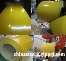 Color coated steel Zero Spangle l HDG Coil / GI Coil / PPGI/hot dip galvanized zinc-coating steel coil PPGI best price