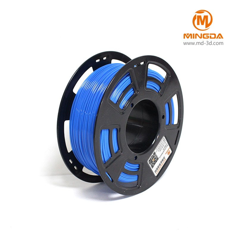 1.75mm PLA ABS 3d printer filament at manufacturing price , MINGDA 3 d material vendor