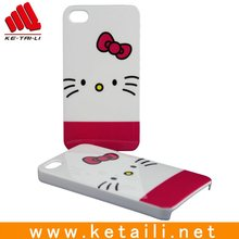 hello kitty with hard pc case for iphone 5