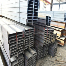 Best Price steel H Beam used for Building (SS400, A35, Q235, Q345)