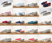Stock !!! Mix design High quality fashion mens canvas shoes imported from china