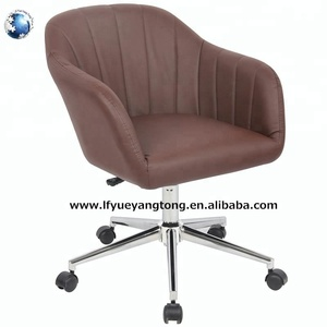 Salon client round back paris office chair