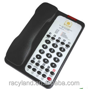 new hotel room telephones/microtel telephone set