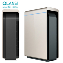 Olansi Activated Carbon Dust Clean PM2.5 Cleaning Room Lon HEPA Air Purifier for Home office